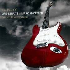 DIRE STRAITS & MARK KNOPFLER - THE BEST OF - PRIVATE INVESTIGATIONS [CD]