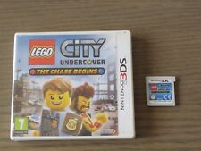 JEU NINTENDO 3DS  LEGO CITY UNDERCOVER THE CHASE BEGINS