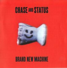 CHASE AND STATUS brand new machine (CD album) EX/EX 3750926