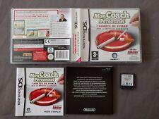 MON COACH PERSONNEL : J'ARRETE DE FUMER pour Nintendo DS Méthode Allen Carr