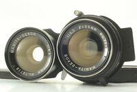 {EXC+5} MAMIYA C 55mm f4.5 TLR Lens for C330 C220 C33 C22  from JAPAN #628w