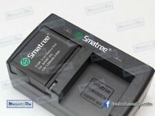 Smatree 2 Channel AC Charger and Batteries Kit for GoPro 3