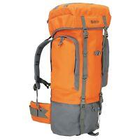 85 Liter Bright Orange Safety Emergency Camp Gear Backpack Survival Day Bag Pack