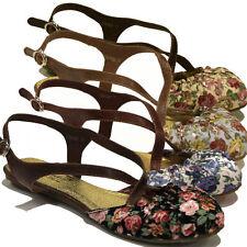 Markenlose Damen-Sandalen & -Badeschuhe mit Blockabsatz für die Freizeit