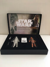 Star Wars 6in Black Series - Rare 317/400 - Chewbacca Collector Set Hasbro 2015