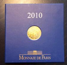 Pièce De Monnaie 100 EUR, Vème Rép., 100 Euros or (Blister Monnaie de Paris )