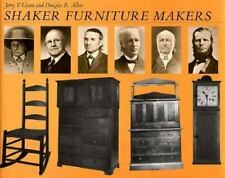 Shaker Furniture Makers-ExLibrary