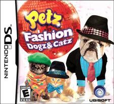 Petz Fashion: Dogz and Catz NDS New Nintendo DS