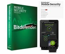 New Bitdefender Mobile Security for Android 1User 1Year Account | Limited Stock