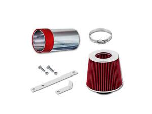 GSP Red Short Ram Air Intake Kit 93-04 Dodge Intrepid 2.7L/3.2L/3.3L/3.5L V6