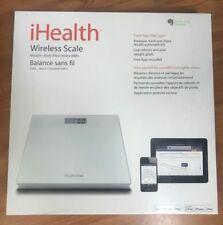 ihealth HS3 Digitale Bluetooth Wellness Waage BMI Scale für IOS NEU