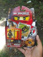 Lego Ninjago Cole DX 4611472 Action Spinner Figure NEW SEALED
