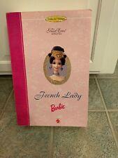 Collector Edition French Lady 1997 Barbie Doll NIB