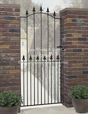 "SAXON TALL SINGLE GARDEN GATE 34"" OPENING X 5'6"" TALL MADE TO MEASURE BESPOKE"