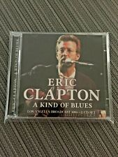 ERIC CLAPTON A Kind Of Blues 2 CD Live L.A. Forum 1994 Import NEW SEALED
