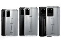 SAMSUNG Galaxy S20 Series Official Military Rugged Standing Cover Case NEW