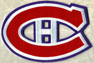 1978 MONTREAL CANADIENS Willabee & Ward NHL THROWBACK HOCKEY PATCH ~ Patch Only