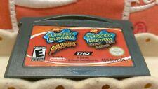 Gameboy Advance SpongeBob SquarePants