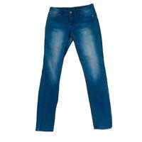 Portmans Women's Blue Denim Jeans Size 10