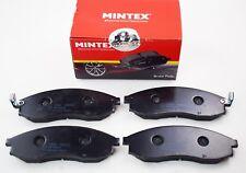 Mintex Pastillas De Freno Eje Delantero Para Mitsubishi L 200 MDB2122 (imagen real de parte)