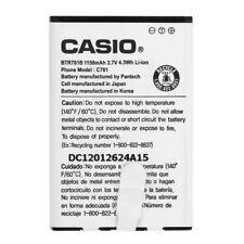 OEM Casio BTR781B Ravine 2 C781 Verizon Cell Phone Battery Btr781