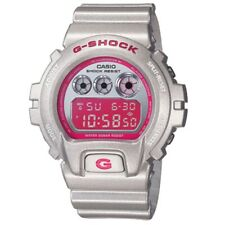 Casio G-Shock Crazy Colors Silver Pink Watch Rare Limited Edition DW-6900CB-8