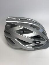 Uvex I-VO Bike Helmet Silver Size 52-57cm xxs-m