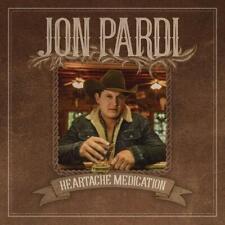 Jon Pardi -  Heartache Medication - Audio CD - NEW - Free Shipping