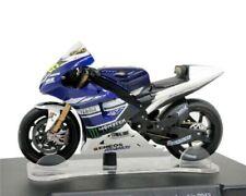 Leo 1:18 MotoGP ROSSI Yamaha YZR M1 #46 World Championship 2013 Bike Model