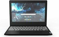 """Lenovo IdeaPad 11.6"""" Intel N4020 2.80 GHz 4GB RAM 32GB SSD Chromebook 3 Webcam"""