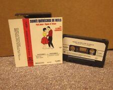 LA FAMILLE LAURENDEAU cassette tape Soiree Quebecoise de Reels 1983 Paul Jones