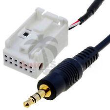 AUX IN Adapter Kabel für VW MFD3 RNS 310 RNS 510 RCD 510 iPhone Skoda Radio Navi