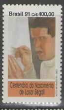 BRAZIL SG2504 1991 BIRTH CENT OF LASAR SEGALL MNH