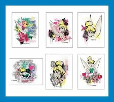 12 Tinker Bell Temporary Tattoos TinkerBell Party Favors