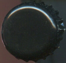 Unknown beverage, collectible, glossꟷblack, glassꟷbeverageꟷbottle cap