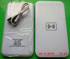 *QI* Wireless Lade Pad Drahtloses Ladegerät für Samsung Galaxy S3 S4 S5*