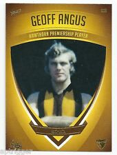 2011 Select Hawthorn Heritage Premiership Player (005) Geoff ANGUS