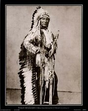 Touch The Clouds: Miniconjou Chief - 8x10 Photo Print
