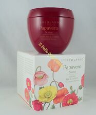 ERBOLARIO Crema x il corpo profumo PAPAVERO SOAVE 200ml cream body sweet poppy