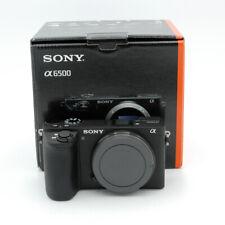 Sony Alpha a6500 Camera Body - Shutter count 1,158!