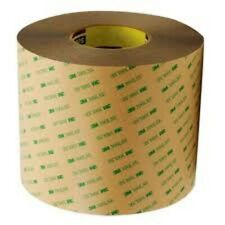 """3M 468mp Double sided adhesive transfer tape. Transfer tape - 9"""" x 60 yards B"""