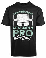 Los Ingobernables New Japan Pro Wrestling New Men's Shirt Hat Glasses Cool Tees