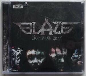 BLAZE YA DEAD HOMIE - Clockwork Gray CD New Sealed