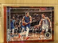 "2019-20 NBA Hoops Premium Stock LUKA DONCIC SSP RED PRIZM ""COURTSIDE""🏀RARE HIT"