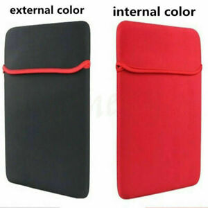 1pc Laptop Bag Mini Pouch Case Cover Bags For Notebook Tablet 7~13 Inch