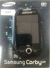 Samsung Corby GT-S3653W - White (Unlocked) Cellular Phone