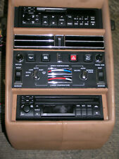 Center Console Control Unit, Sound, Hvac, Other Controls