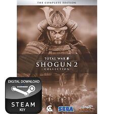 Total War Shogun 2 Colección PC, Mac y Linux clave de vapor