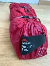 TOP - MSR Freelite™ 1 green grün  Trekkingzelt incl. Footprint - NP €450