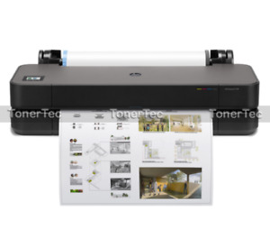 HP DesignJet T230 24-inch Compact Large Format A1 Plotter Printer 5HB07A-1